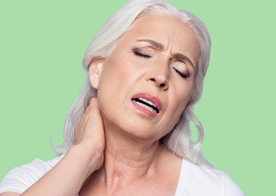 Raideurs Douleurs de la Colonne Cervicale