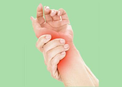 Douleurs dans les  Articulations Seniors
